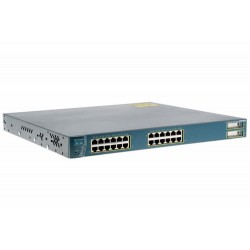 Cisco WS-C3550-24-SMI Switch - سوئیچ سیسکو