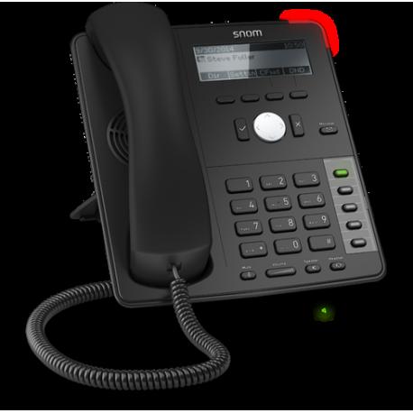 Snom D710IP Phone اسنوم
