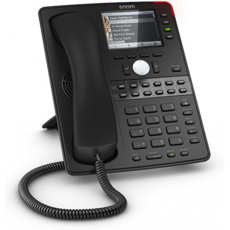 Snom D765 IP Phone اسنوم