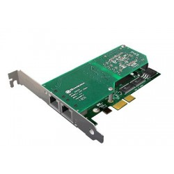 کارت تلفنی Sangoma A102-E 2Port T1/E1 Card