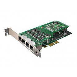 کارت تلفنی Sangoma A104-DE 4Port T1/E1 Card