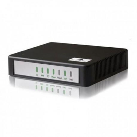 مرکز تلفن Newrock IP PBX OM4-2S/2