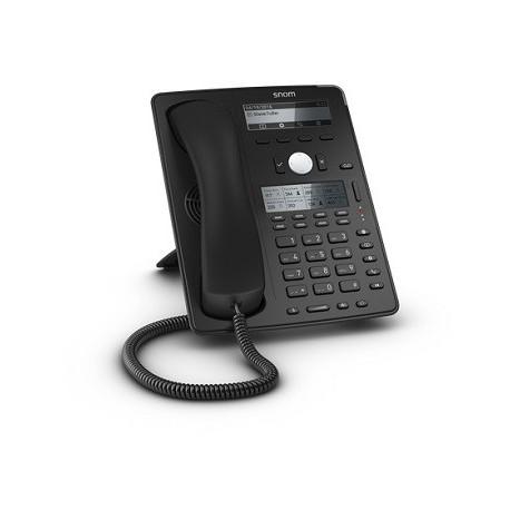 تلفن اسنوم Snom D765 IP Phone