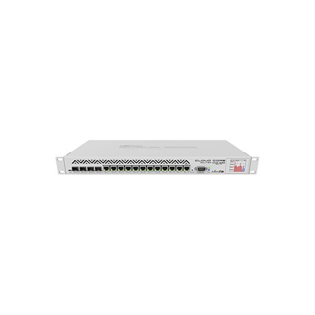 روتر Mikrotik CCR1036-12G-4S-EM
