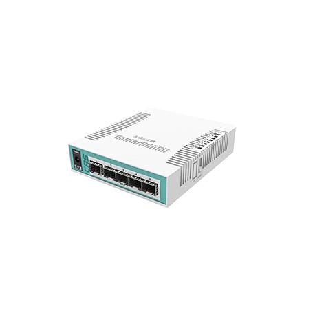 سوئیچ Mikrotik CRS106-1C-5S