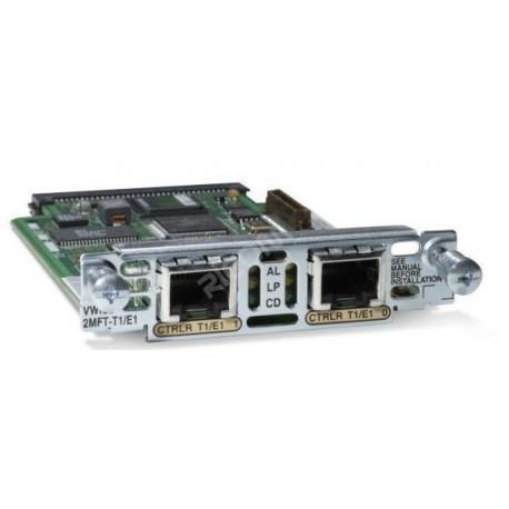 Cisco VWIC-2MFT-E1 - ماژول سیسکو