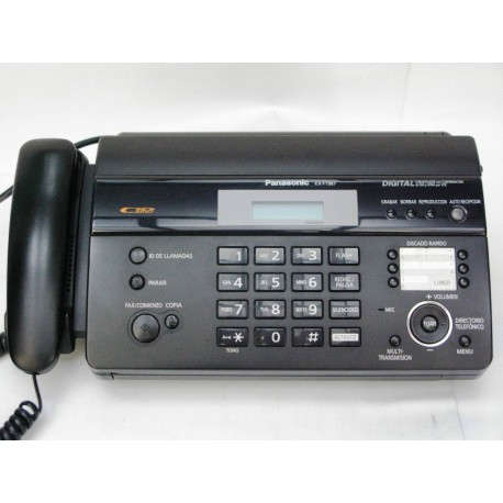 فکس - Panasonic KX-FT987 FAX