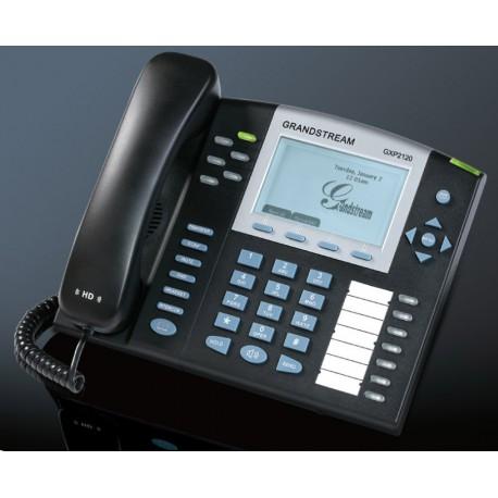 Grandstream GXP2120 ip phone گرنداستریم