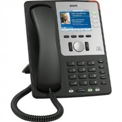 Snom 821 IP Phone اسنوم