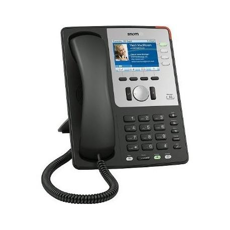 Snom 821 IP Phone اسنوم
