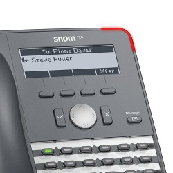Snom 720 IP Phone اسنوم