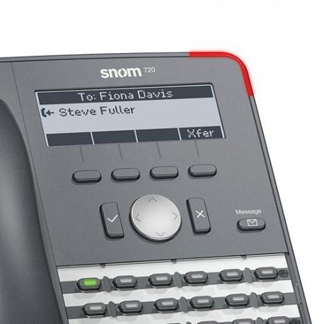 Snom 720 IP Phone اسنوم