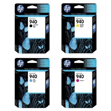 HP 940 MCYK
